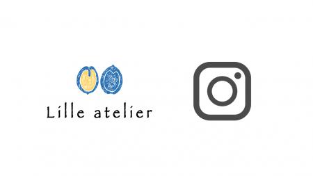 instagram > Lille atelier のインスタです